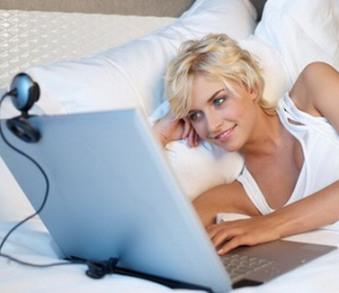знакомства через скайп с девушкой