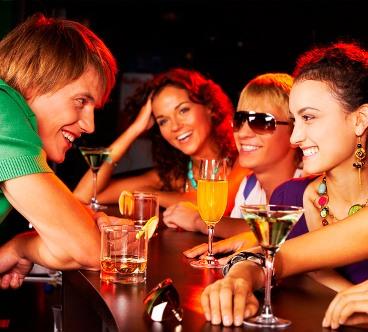 ночные клубы как познакомиться девушке