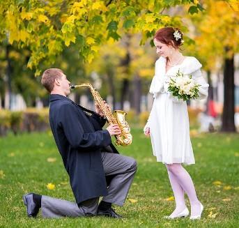 Проведение скромной свадьбы