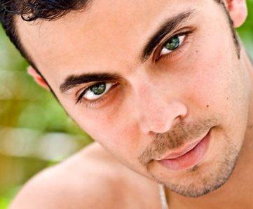 Голубые глаза сексуальны стихи