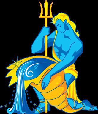 Любовный гороскоп для водолея