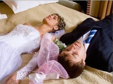 первая брачная ночь раком