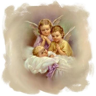 Поздравления с крестинами для девочки 9
