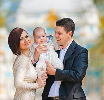 Крещение малыша поздравление