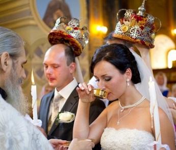 Свадебные поздравления венчание