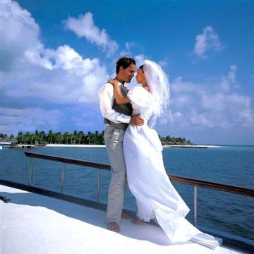 Свадьба на теплоходе. Преимущества и недостатки